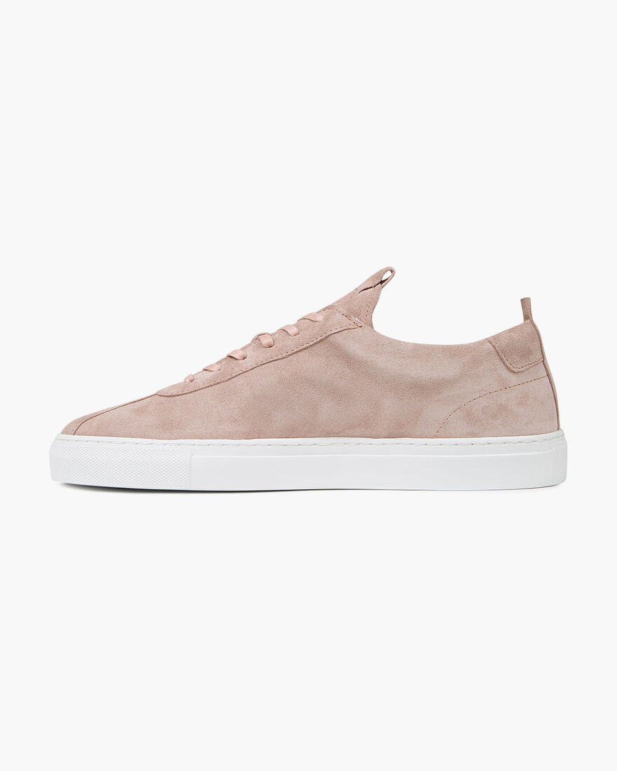 Architect - White - Sciarada Softy Suede, Pink, hi-res
