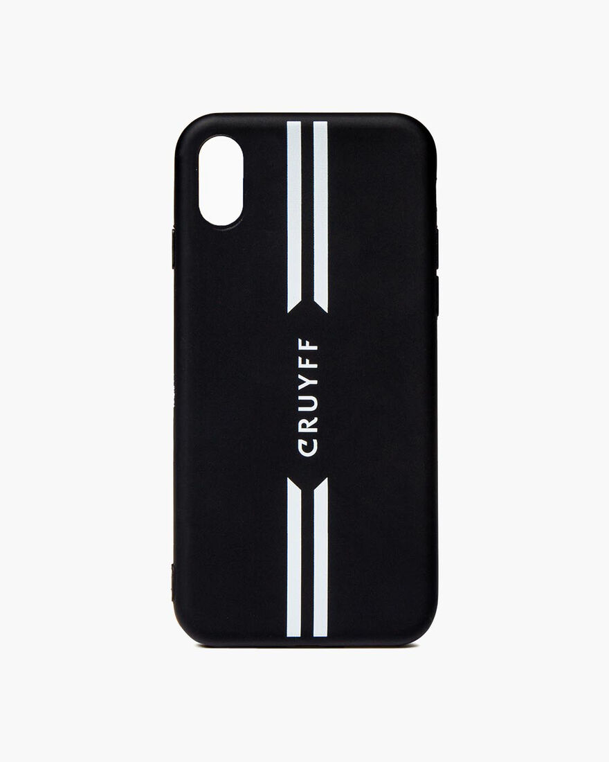 iPhone X Case, Black, hi-res
