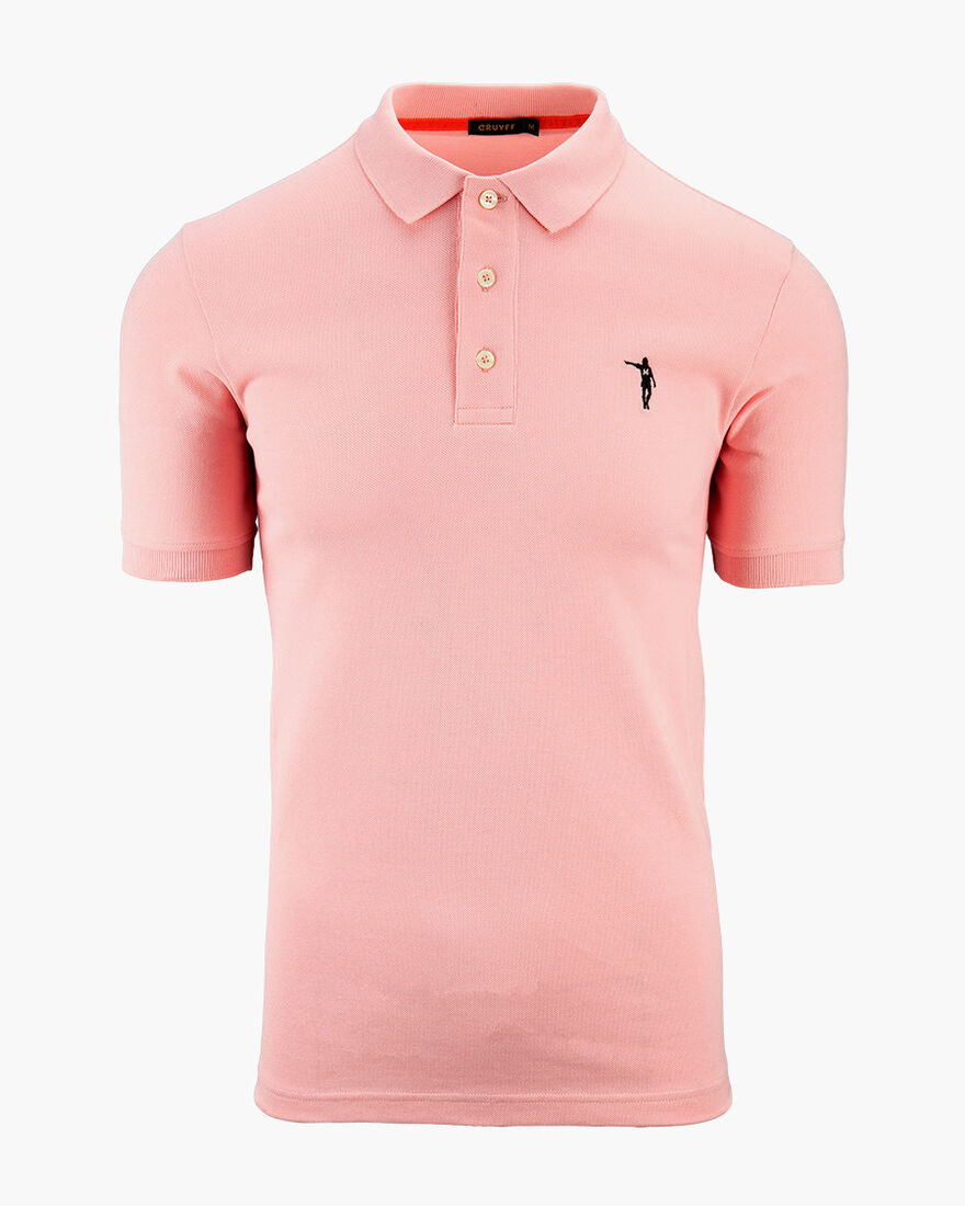 Maestro Polo SS, Pink, hi-res