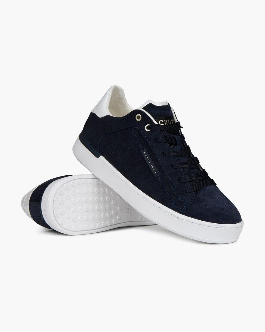 Patio Futbol Lux - White - Tumbled/Vernice, Navy, hi-res