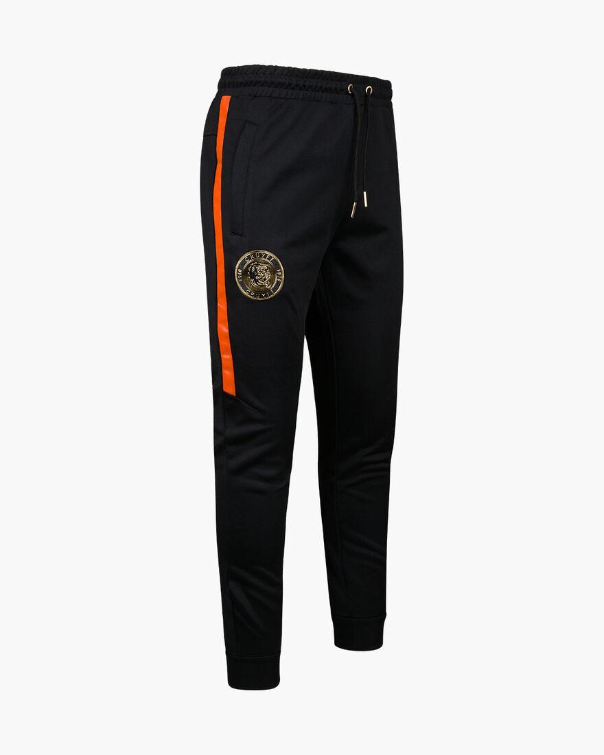 Euro Track Pants Holland, Black/Miscellaneous, hi-res