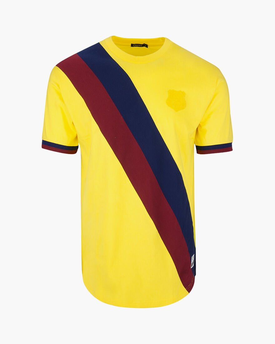 Worn By - Barca Away, Yellow, hi-res