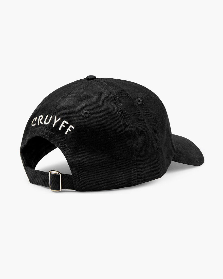 Cruyff Clasica Cap - Navy/Red, Black, hi-res