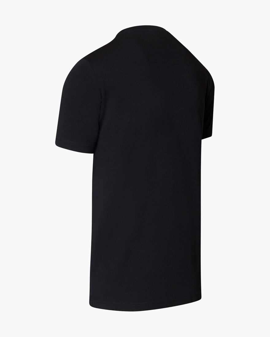 Jacobo SS Tee, Black, hi-res