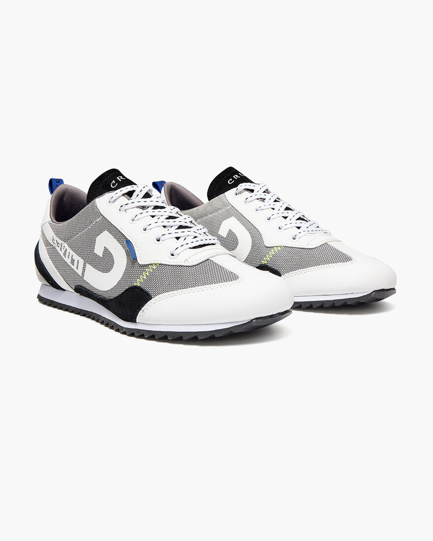 Leggera - White/Max Blue - Stealth Mesh/Suede, White/Black, hi-res