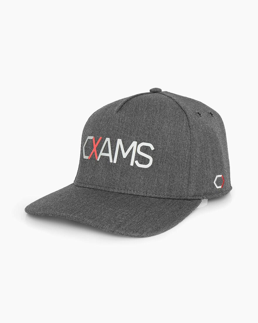 C x AMS Cap, Grey, hi-res
