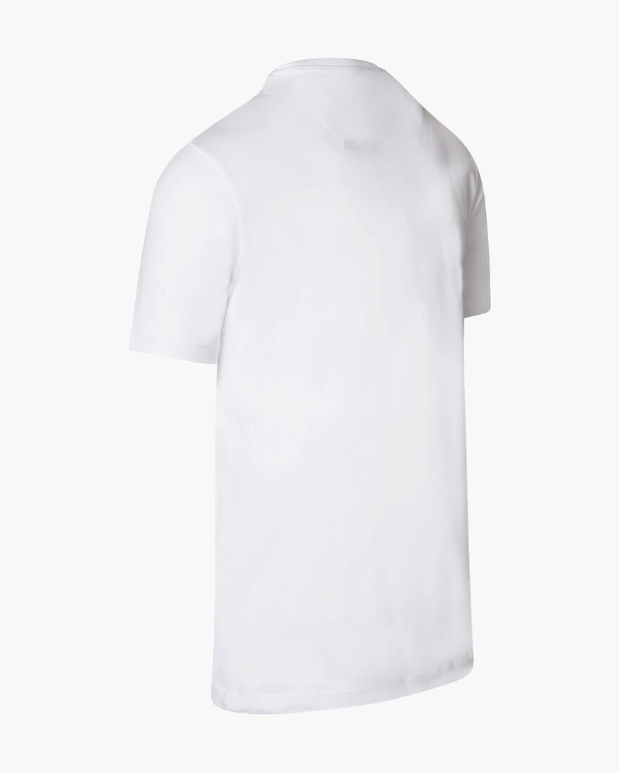 Jacobo SS Tee, White, hi-res