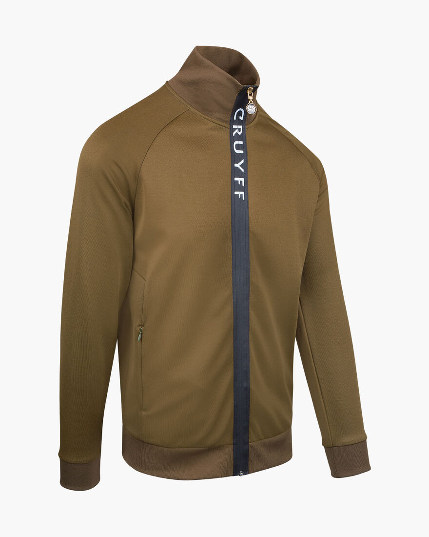 Riba Track top, Army green, hi-res