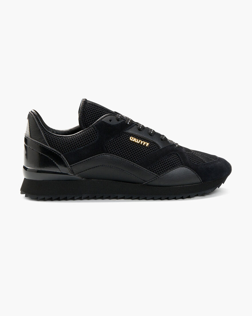 Catorce - Black/Gold - XL Mesh/Suede, Black/Gold, hi-res