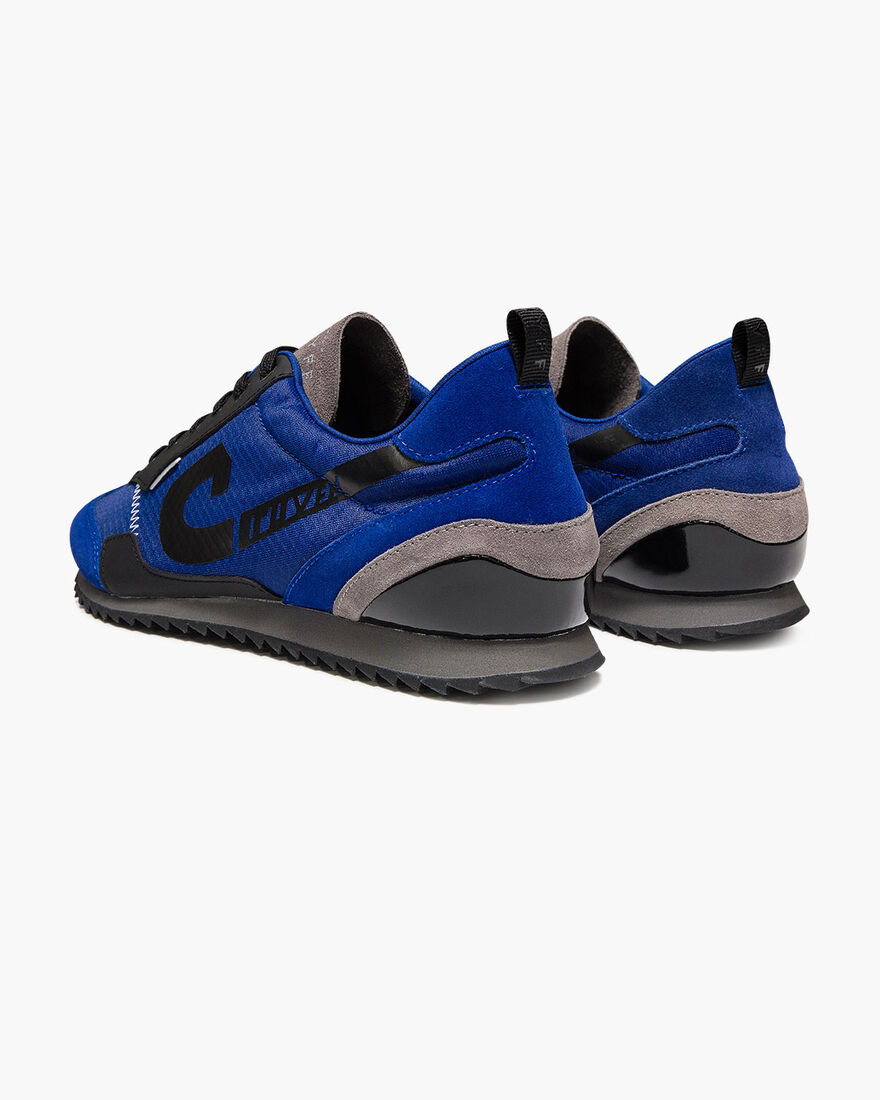 Leggera - Black - Translucent Ribstop/Suede, Royal Blue, hi-res