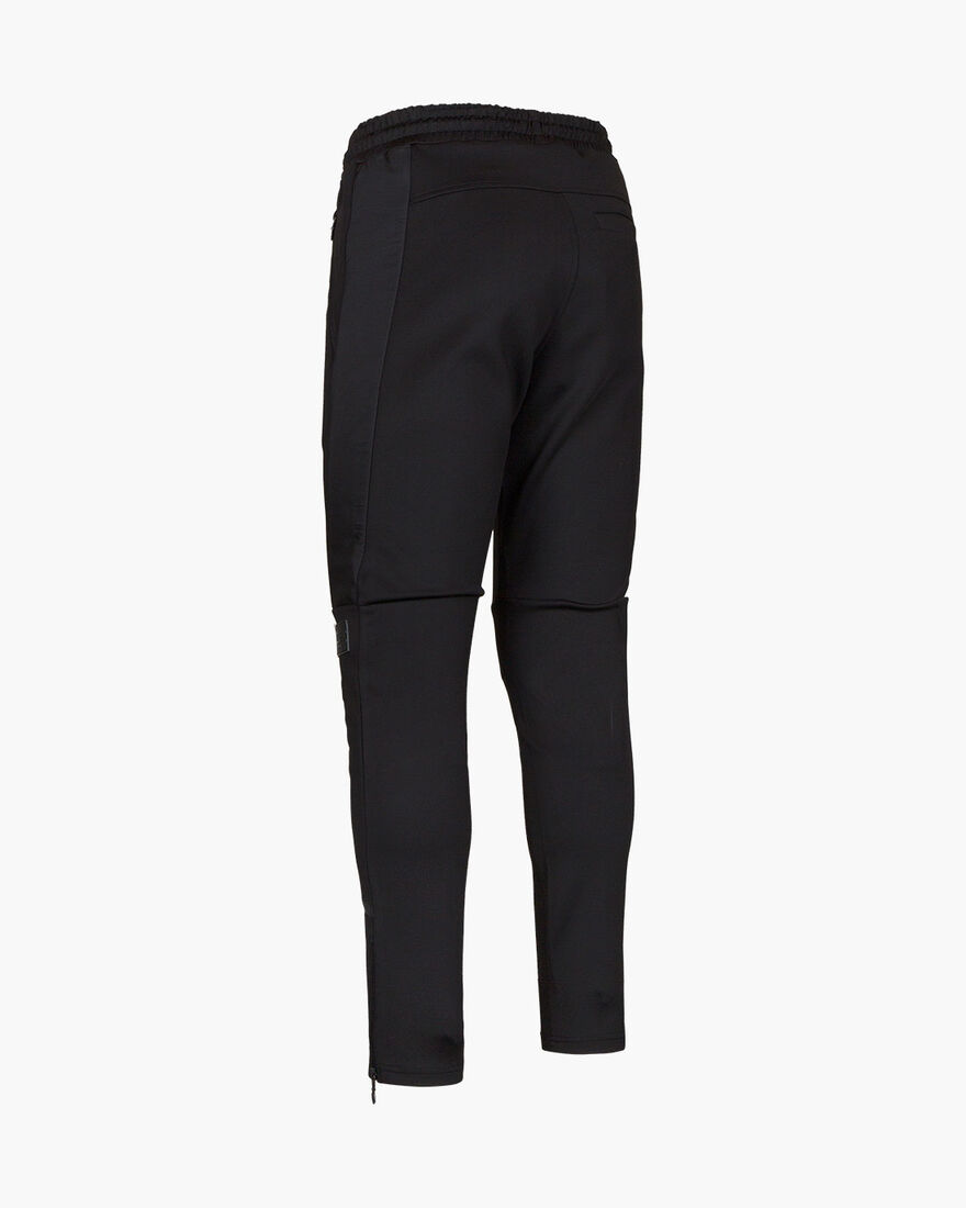 Lusso Scuba Pants - White - 95% Polyester / 5% Ela, Black, hi-res