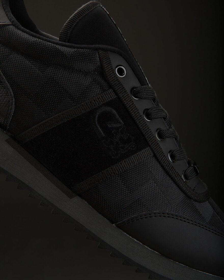 Warm Up Matte - Black - Teknit Mesh/Matt, Black/Black, hi-res