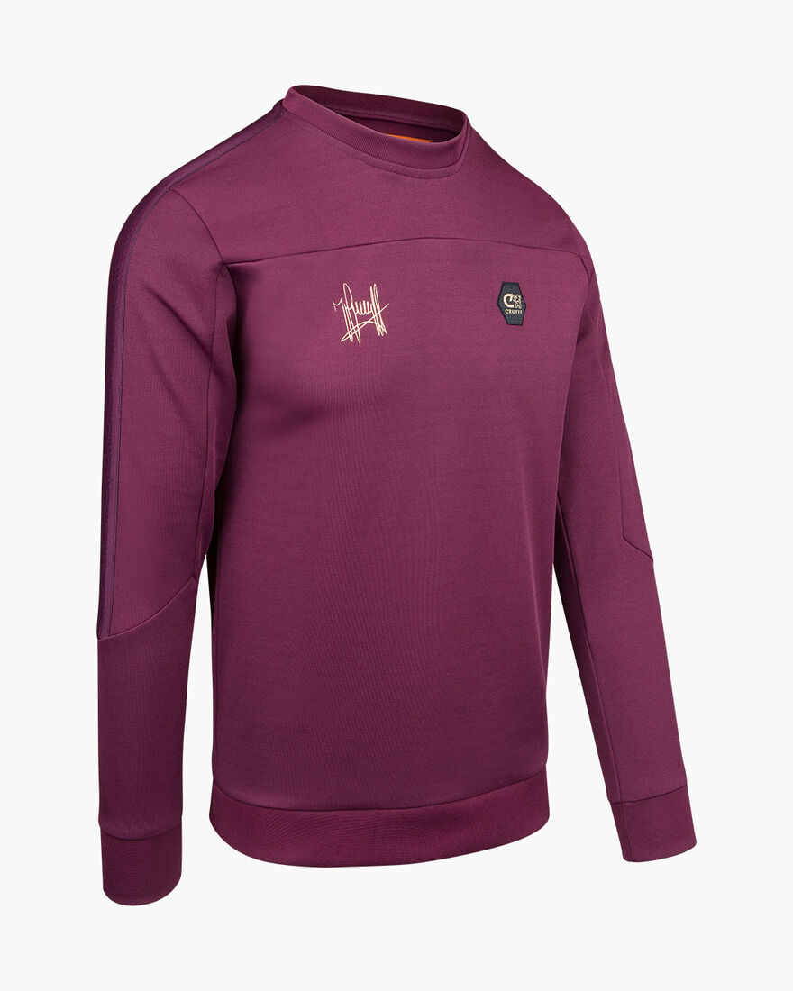 Carreras Crewneck, Purple, hi-res
