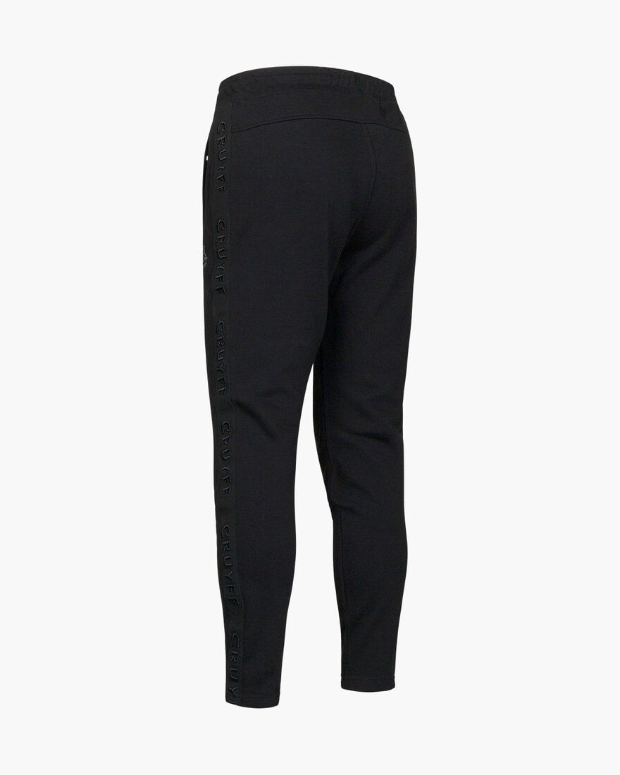Climent Jogger - Black - 80% cotton/ 20% Polyester, Black, hi-res