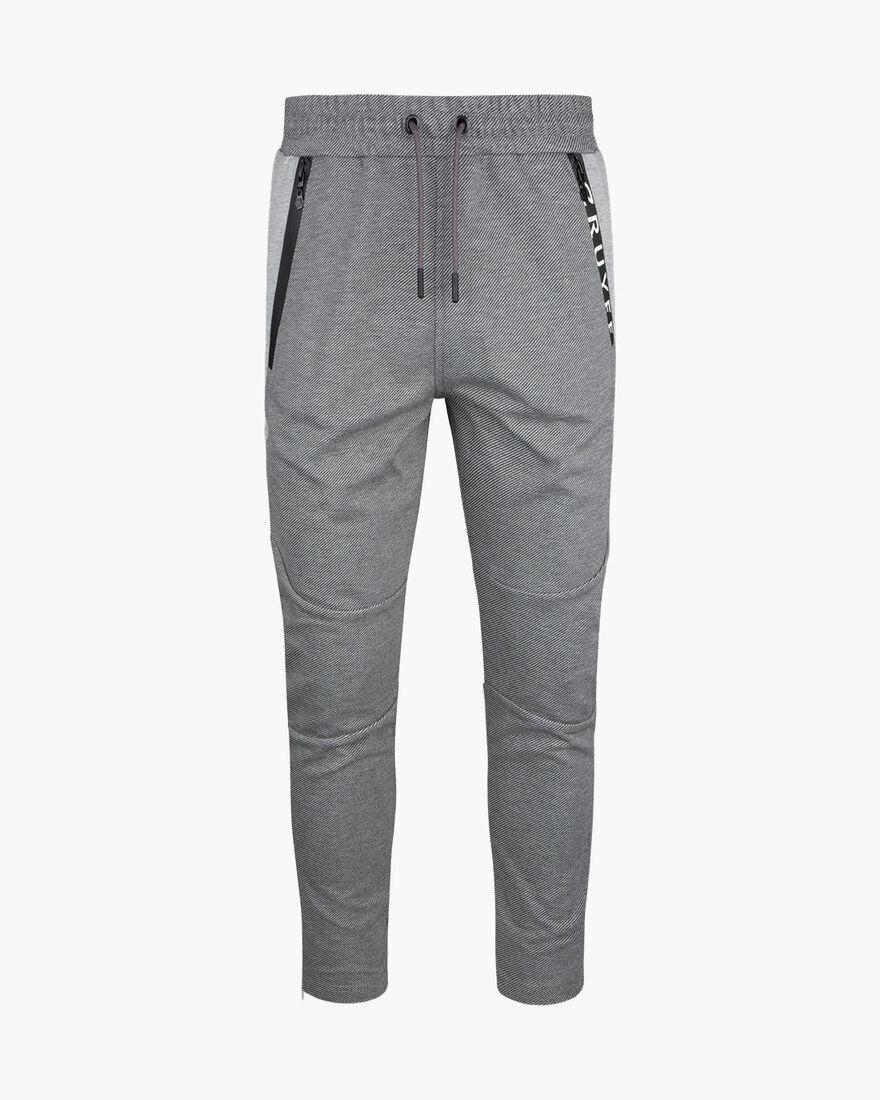 Emilio Track Pants, Grey, hi-res