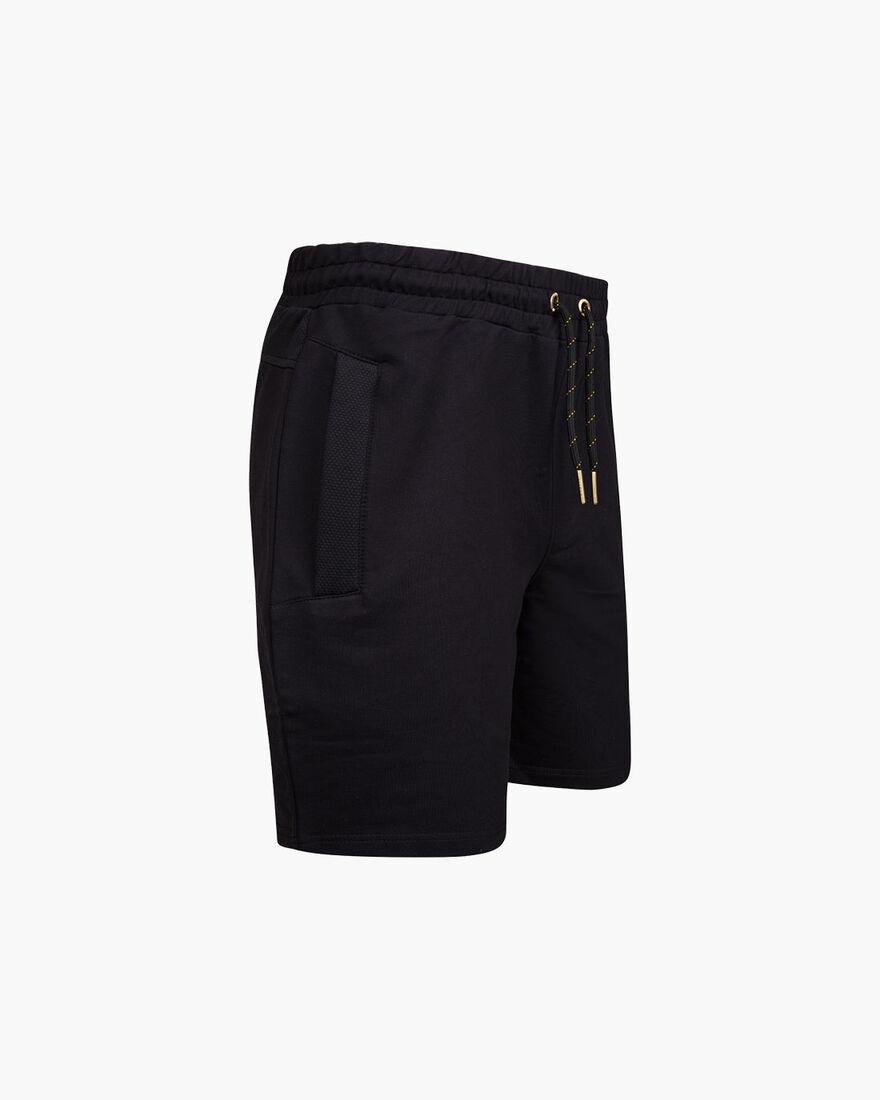 Bassa Short - Navy - 50% Cotton / 45% Polyester / , Black, hi-res