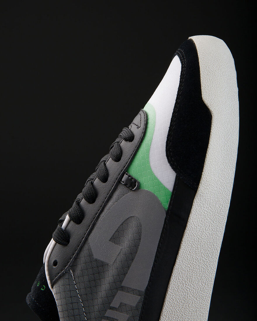Contra - E. Blue/Burnt Orange - Micro Ripstop/Sued, White/Green, hi-res