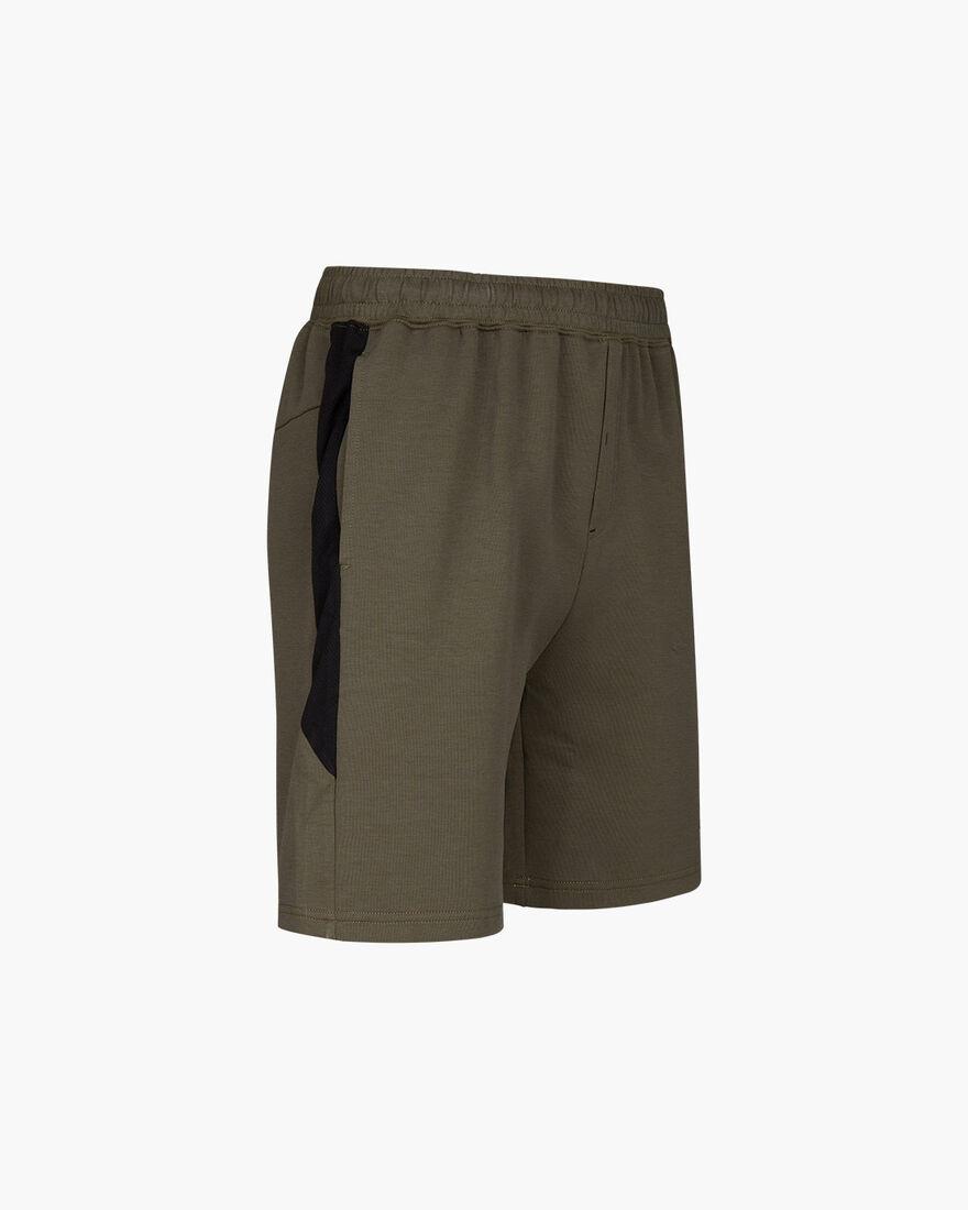 Joaquim Jog Short - Navy/Mint - 70%Cottn / 30% Pol, Army green, hi-res