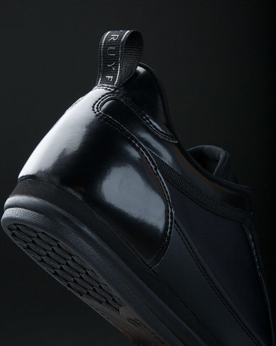 Integrale - Grey/Black - Geometric Mesh /Vernice, Black, hi-res