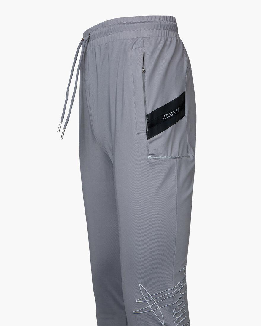 Paolo Pant - Grey - 95% polyester / 5% elastane, Grey, hi-res