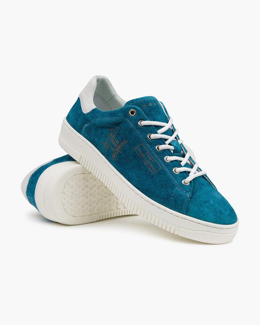 Joan - Jeans Blue - Vesuvio Suede, Blue, hi-res