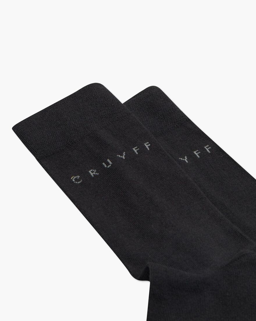 Zamora Premium Socks, Navy, hi-res