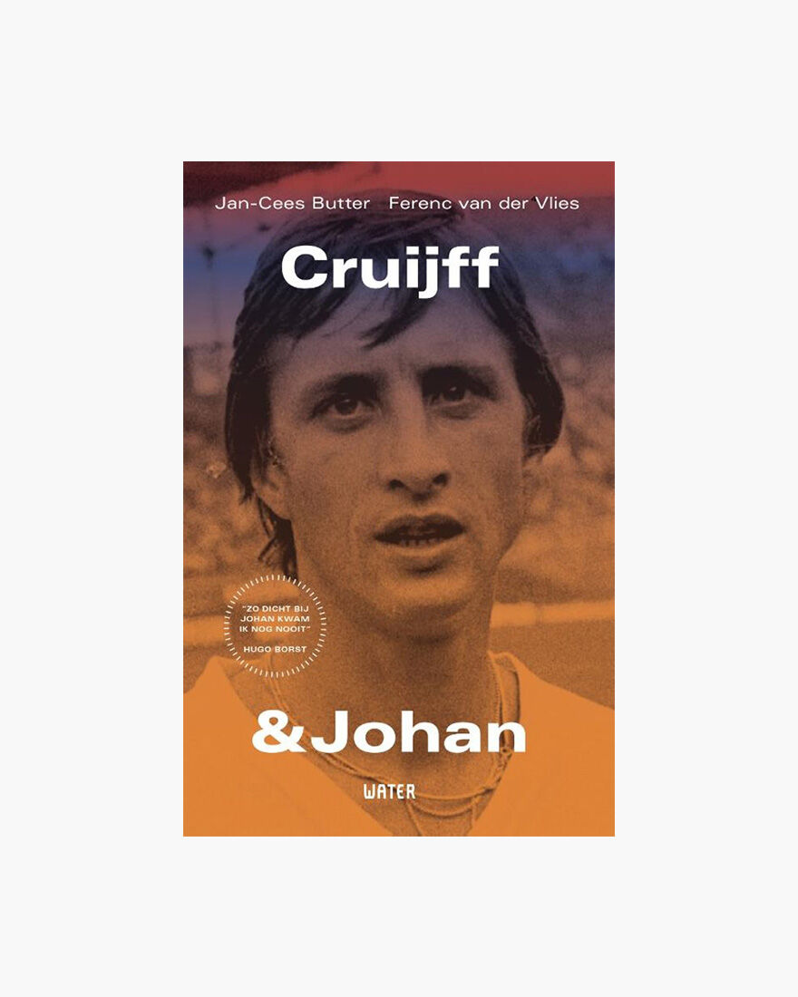 Cruijff and Johan, Multicolor, hi-res