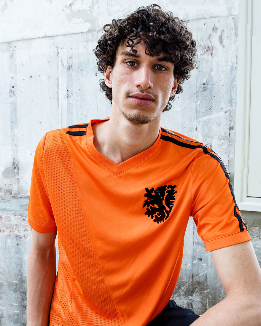 Cruyff x Blood In Blood Out Mens Euro 2020, Orange, hi-res