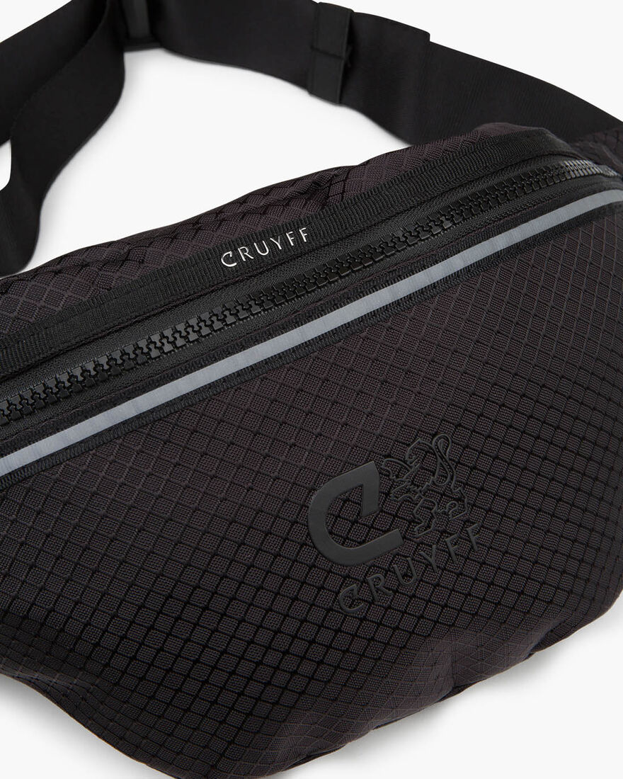 Sport Lux Waist bag, Black, hi-res