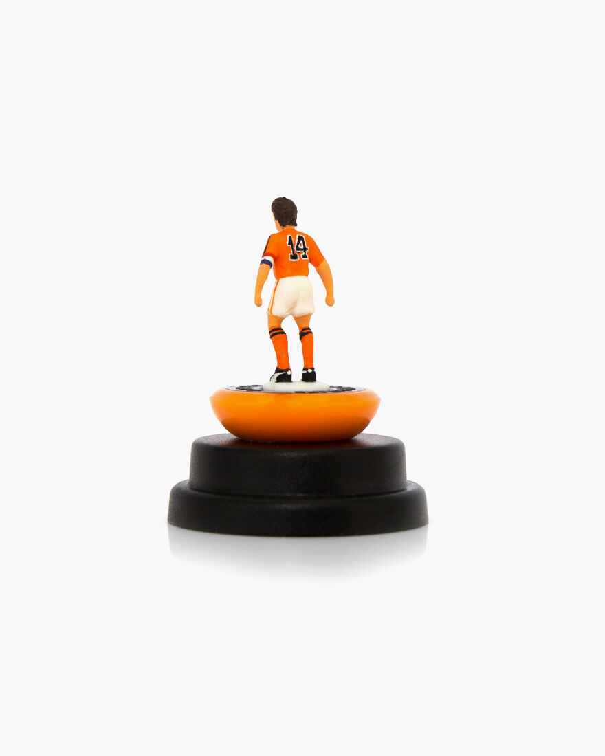 Mini Johan Cruyff The Netherlands 1974, Orange, hi-res