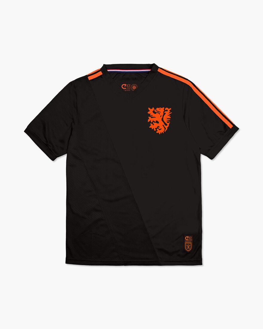 Cruyff x Blood In Blood Out Mens Euro 2020, Black, hi-res