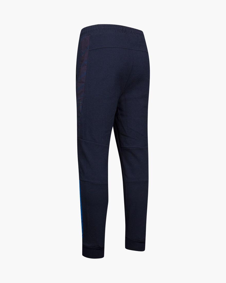 Devante Pant - Navy/Royal - 80% Cotton/ 20% Polyes, Navy, hi-res