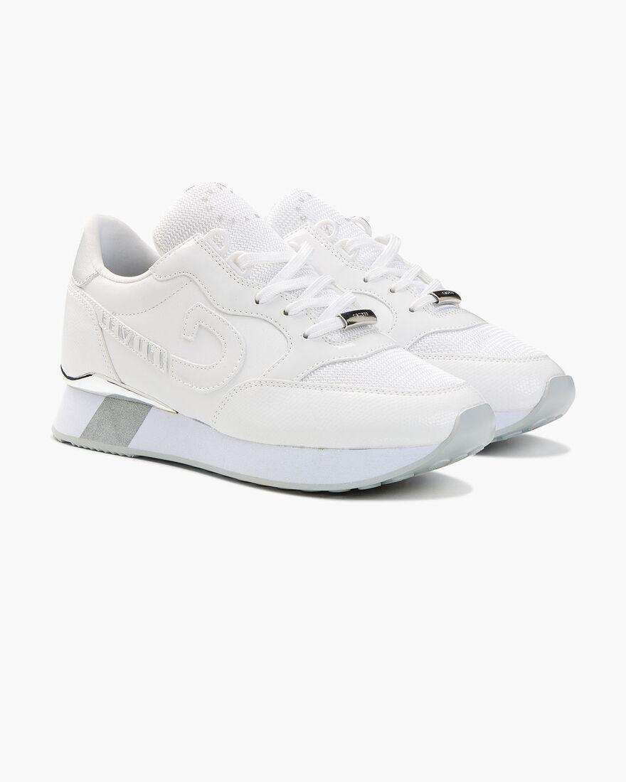Parkrunner - White - Soft Grain/ Lizzard, White, hi-res