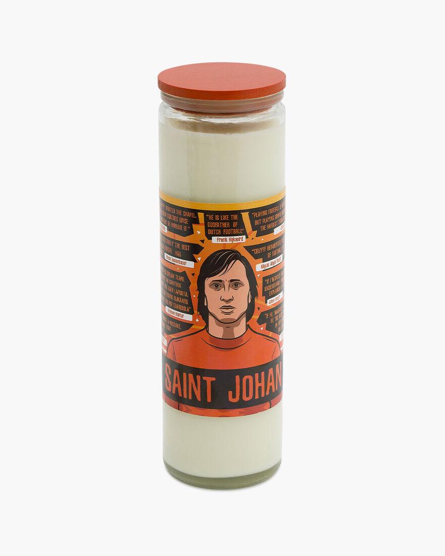 Cruyff Candle, White, hi-res