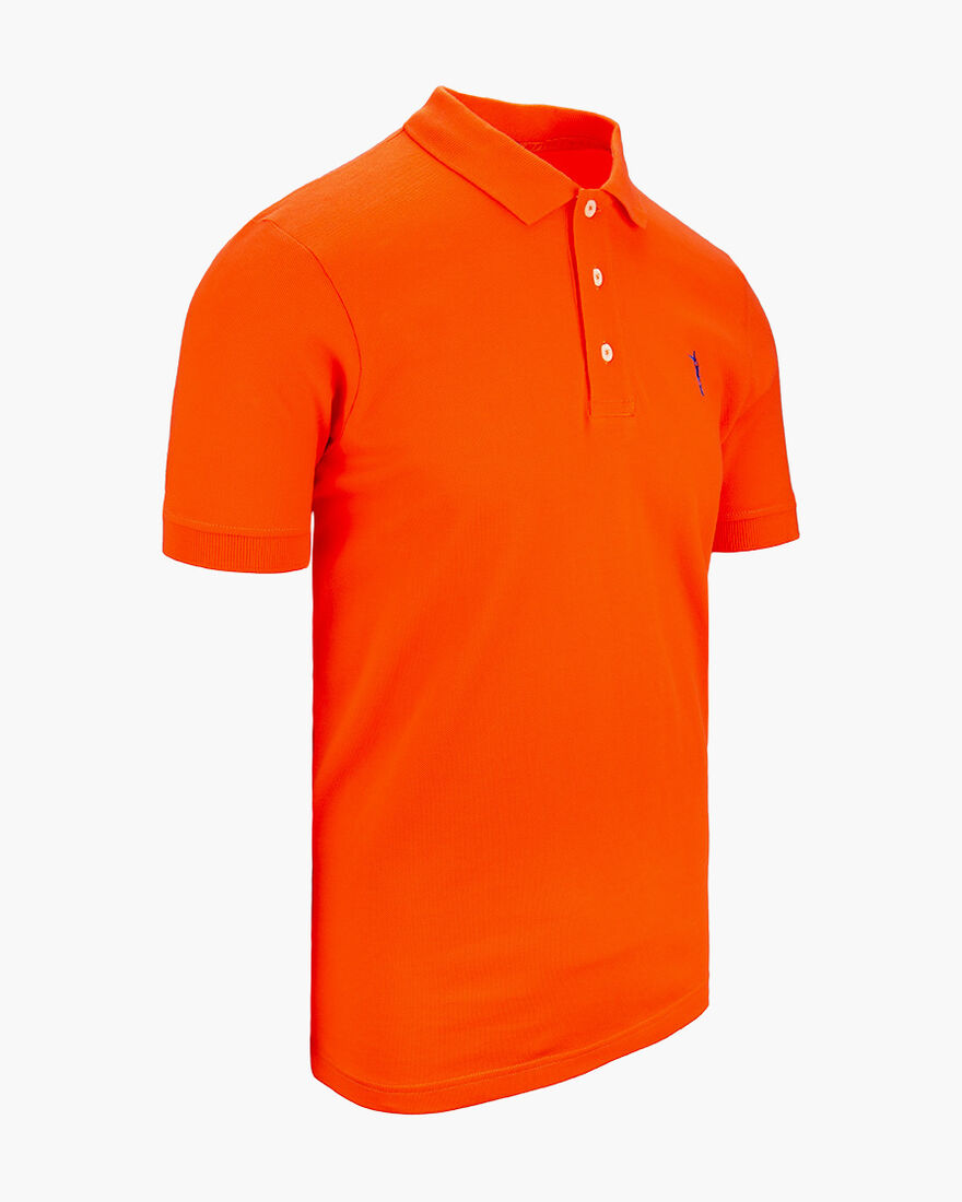 Maestro Polo SS, Orange, hi-res