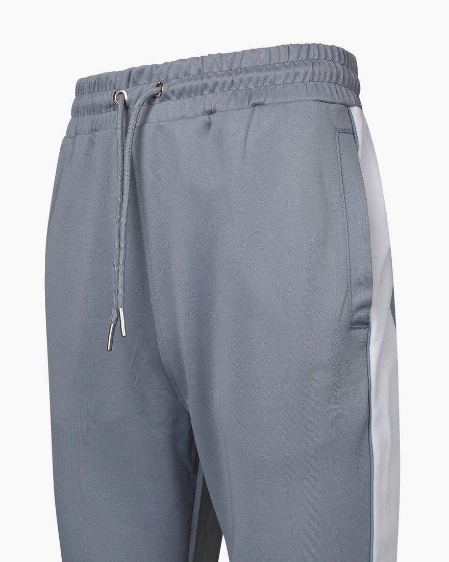 Brossa Track Pant - Grey - 65% Polyester / 35% Cot, Grey, hi-res