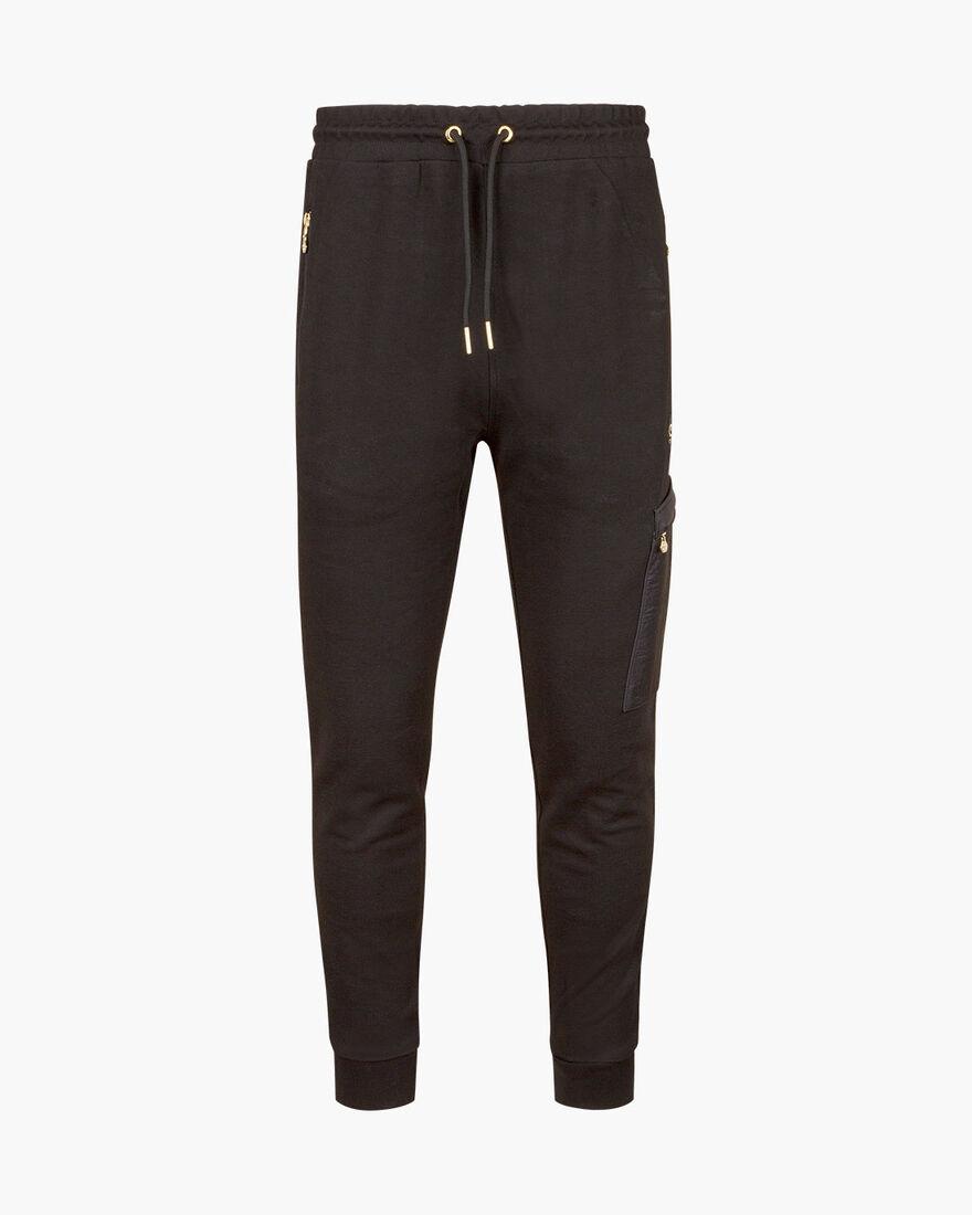 Navarro Cargo pants, Black, hi-res