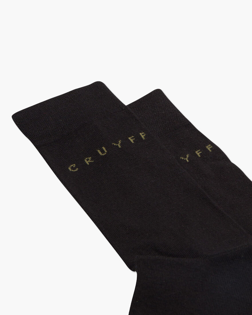 Zamora Premium Socks, Black, hi-res