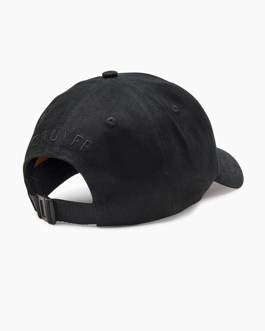 Clasica Cap, Black/Red, hi-res