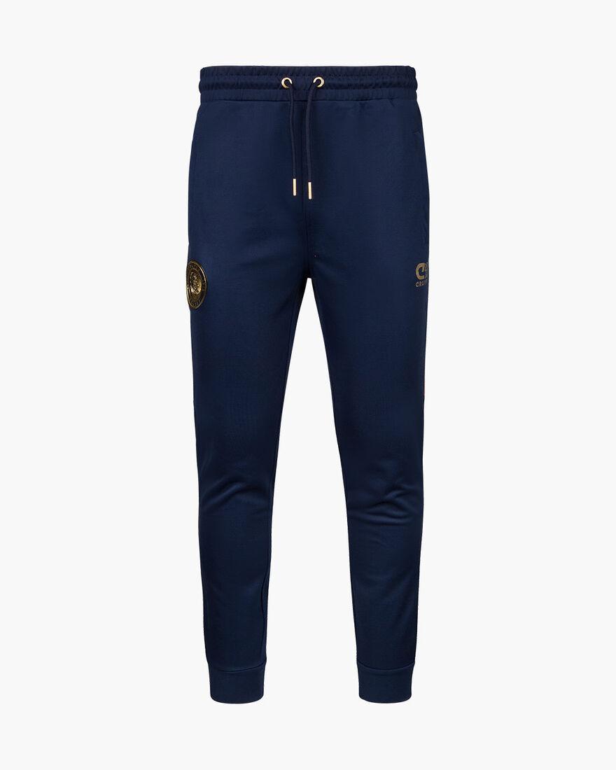 Euro Track Pants Italy, Blue, hi-res