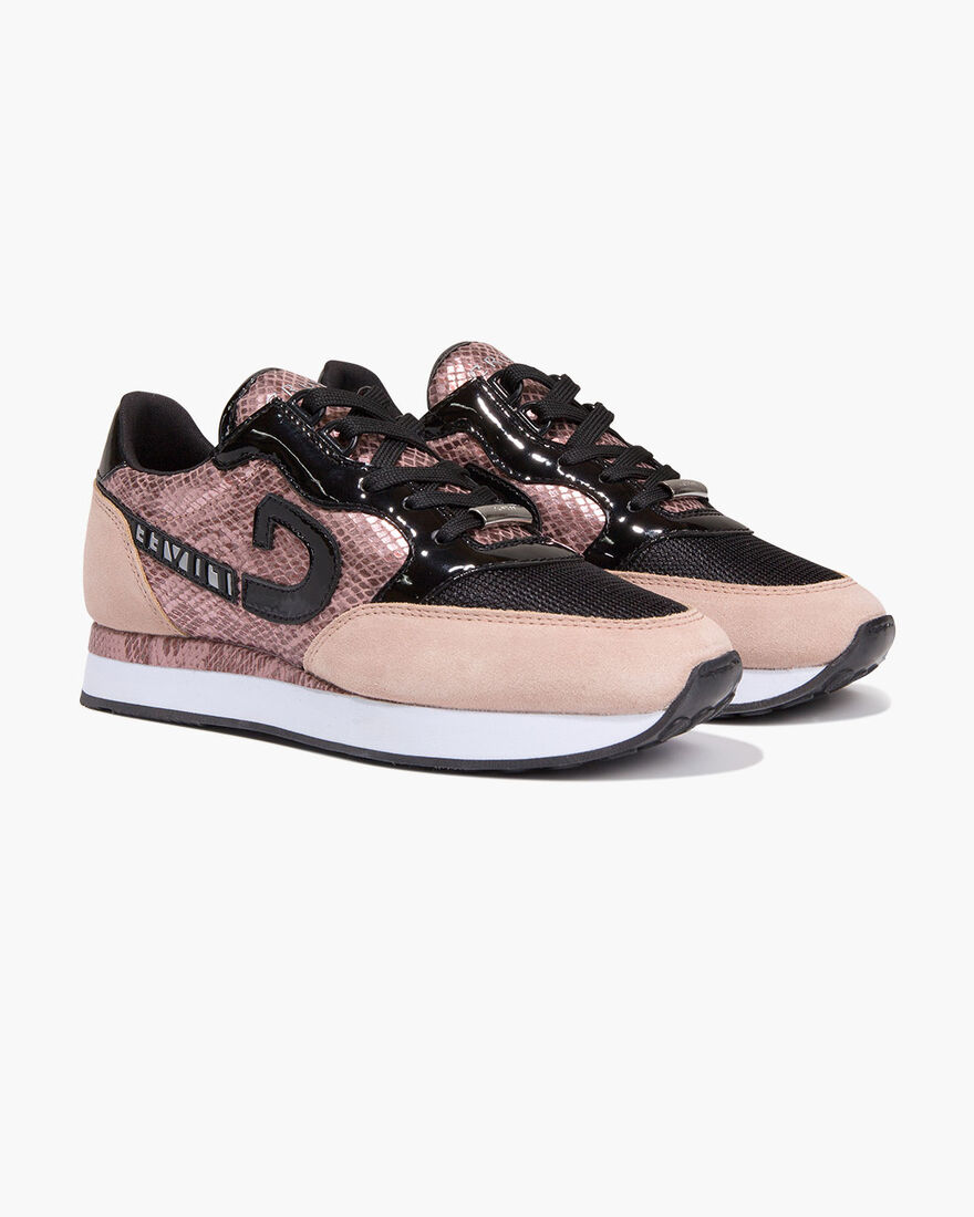 Parkrunner - Black - Gold Rush/Tumbled, Pink, hi-res