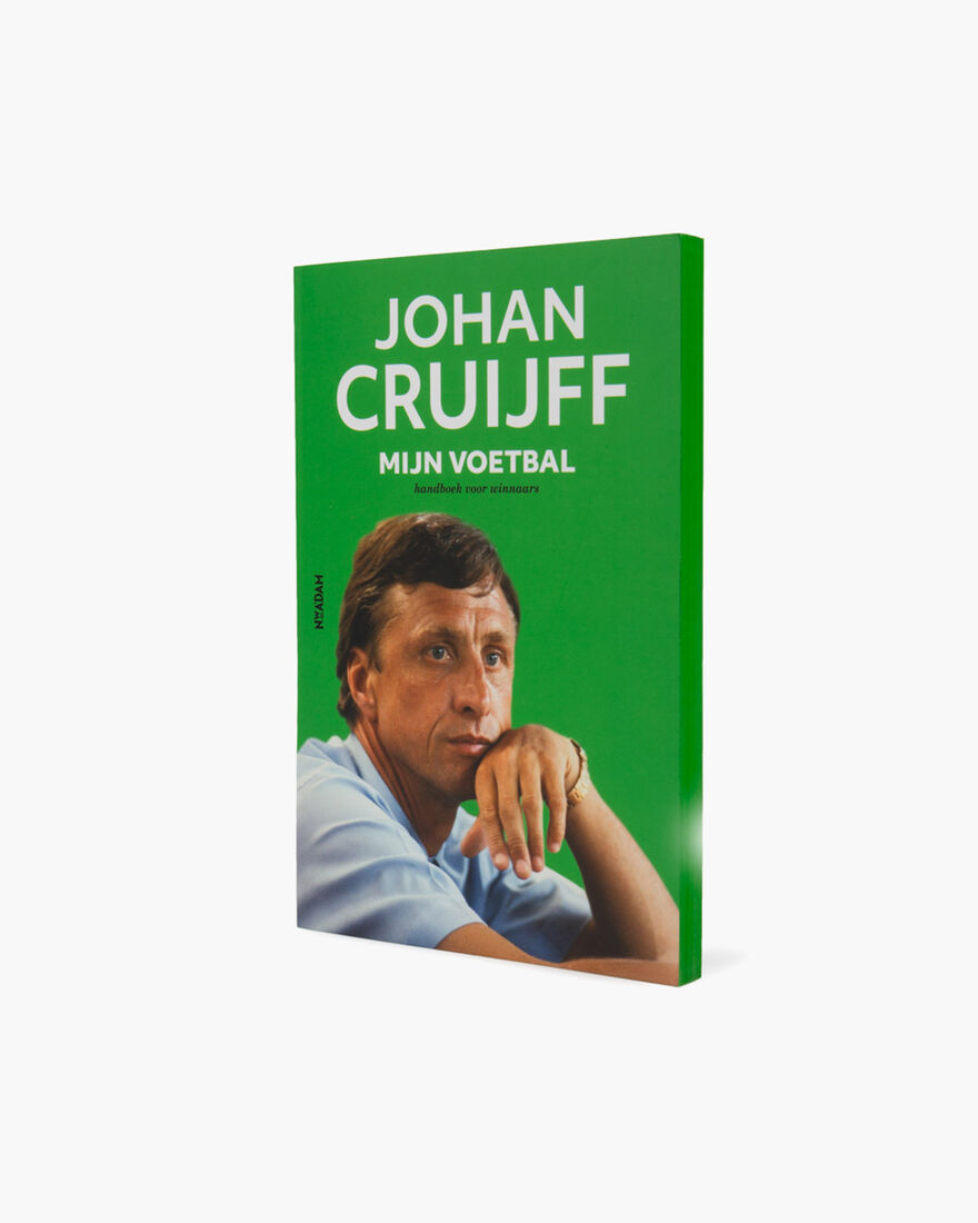 Johan Cruijff - Mijn Voetbal, White/Yellow, hi-res