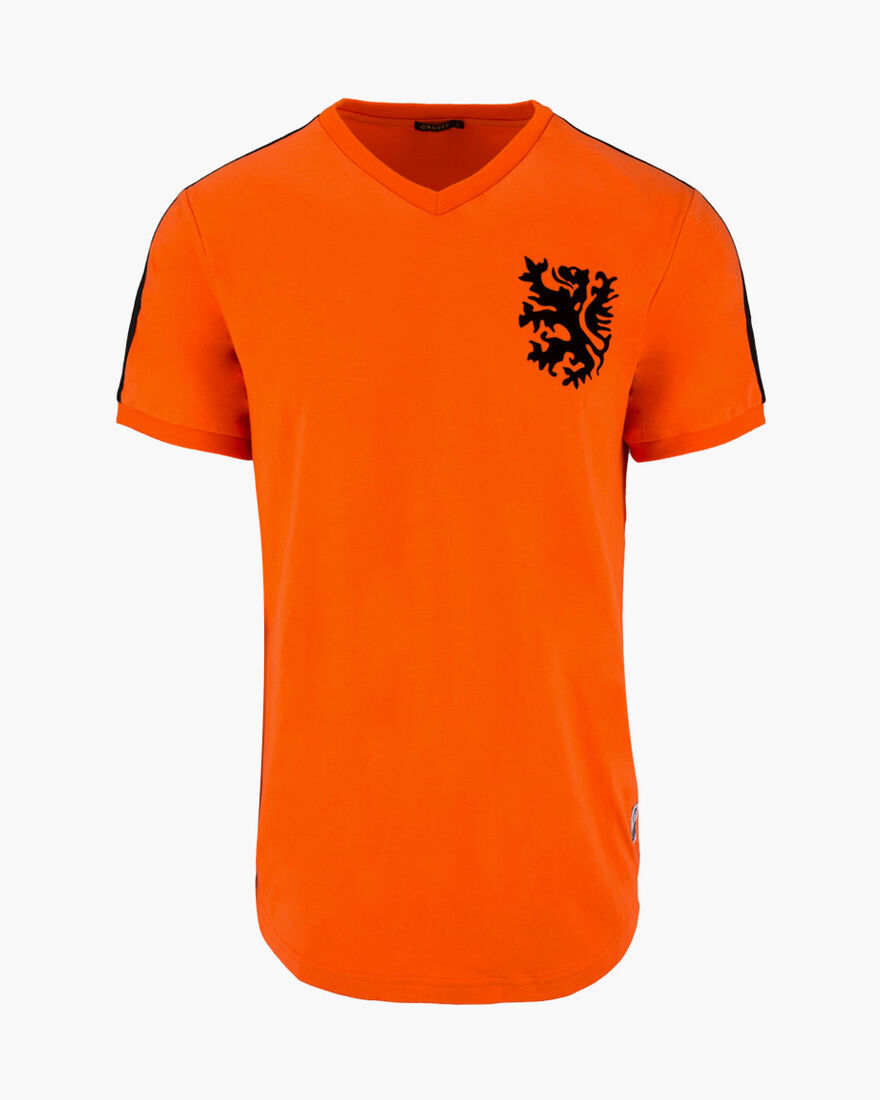 World Cup Tee, Orange, hi-res