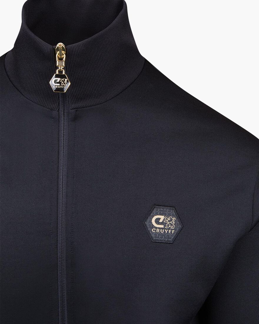 Carreras Track top, Black, hi-res