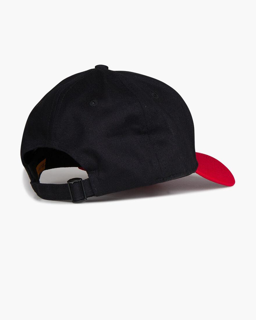 Devante Pitcher, Black/Red, hi-res
