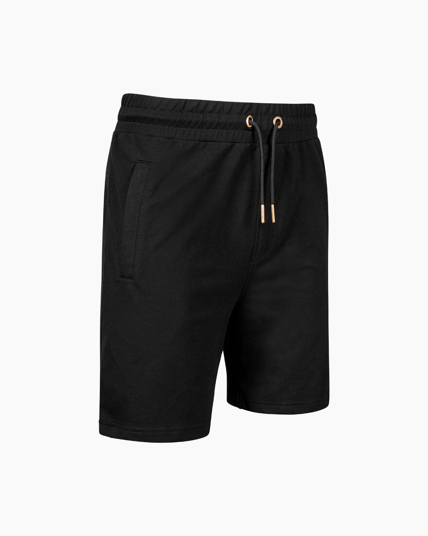 Lluis Short  - Black - 50% Cotton / 45% Polyester , Black, hi-res