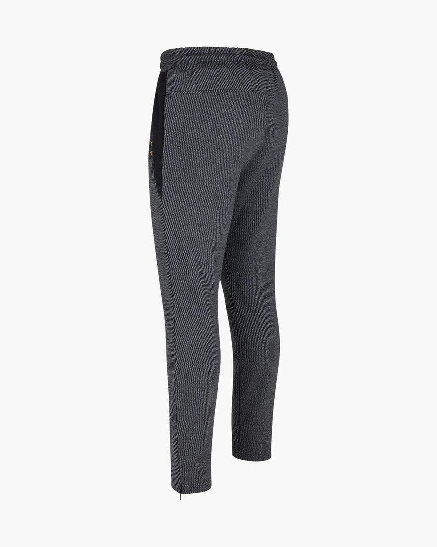 Emilio Track Pants, Black, hi-res