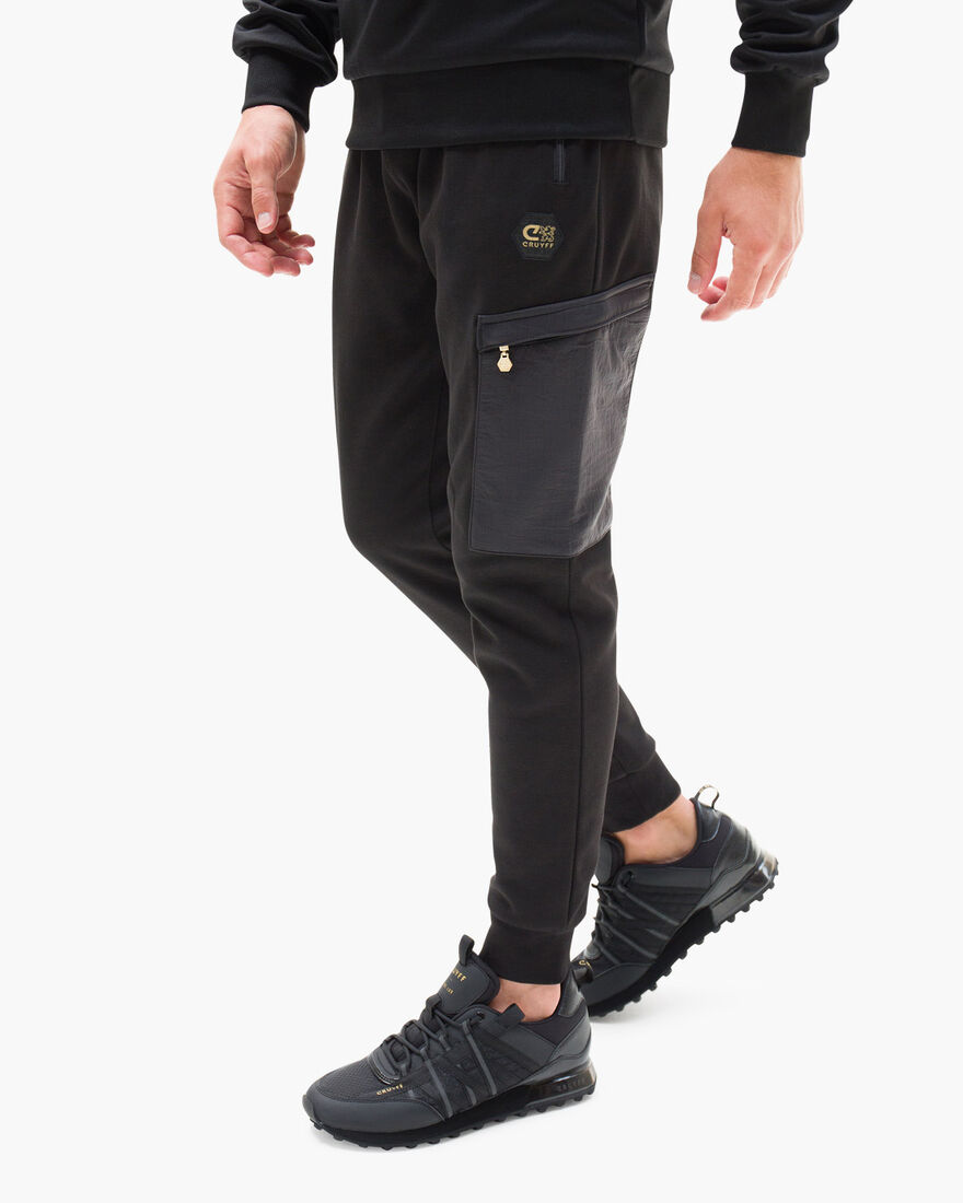 Navarro Cargo pants, Black, hi-res