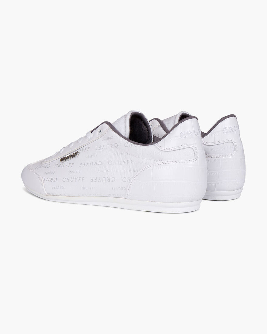 Recopa - Black - Reflect/Big Croco, White/Silver, hi-res