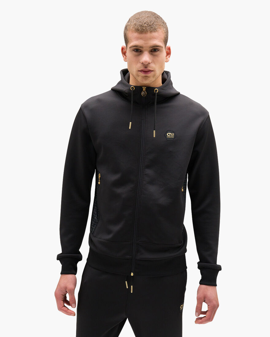 Augusti FZ-Top - Black - 95% Polyester / 5% Elasta, Black, hi-res